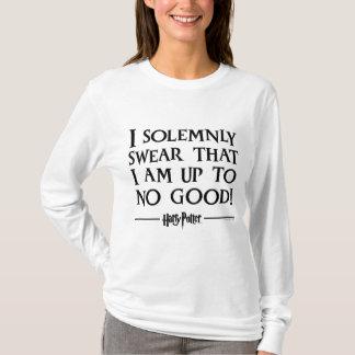 Harry Potter   I Solemnly Swear T-Shirt