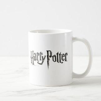 Harry Potter Logo Basic White Mug