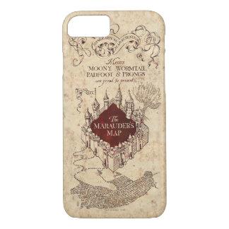 Harry Potter | Marauder's Map iPhone 7 Case