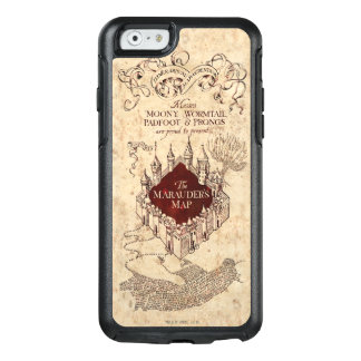 Harry Potter | Marauder's Map OtterBox iPhone 6/6s Case