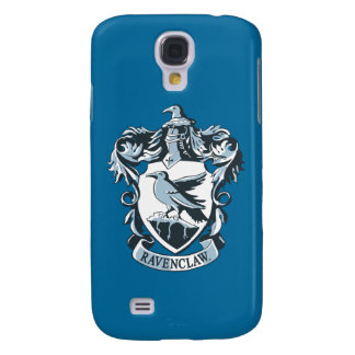 Harry Potter | Modern Ravenclaw Crest Galaxy S4 Case