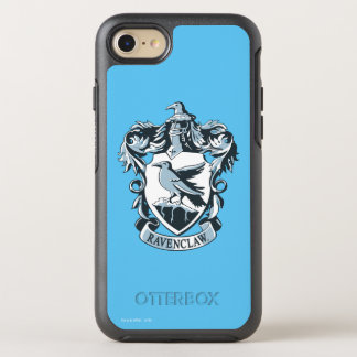 Harry Potter | Modern Ravenclaw Crest OtterBox Symmetry iPhone 8/7 Case