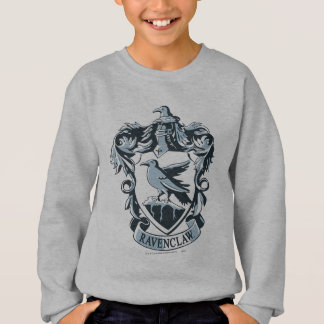 Harry Potter | Modern Ravenclaw Crest Sweatshirt
