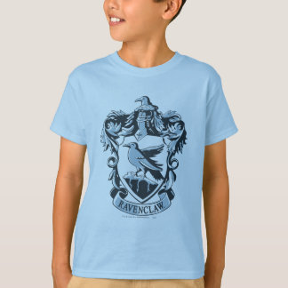 Harry Potter | Modern Ravenclaw Crest T-Shirt