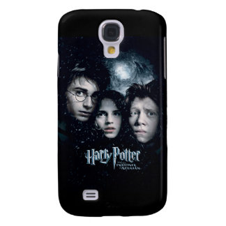 Harry Potter Movie Poster Galaxy S4 Case