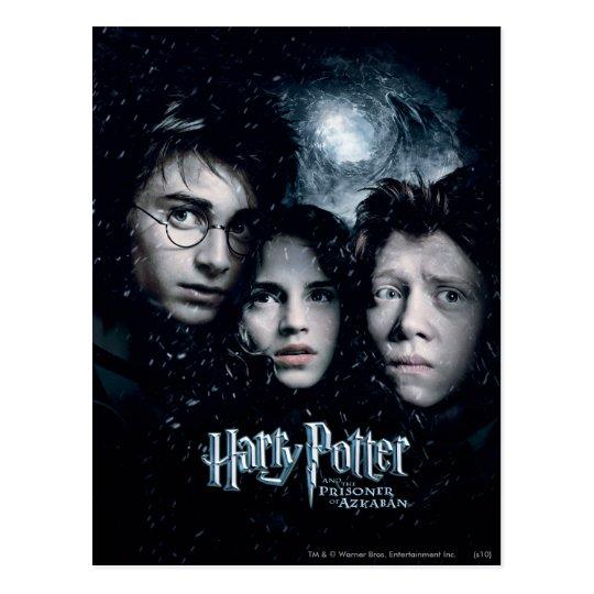 Harry Potter Movie Poster Postcard