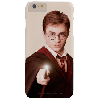 Harry Potter Points Wand Barely There iPhone 6 Plus Case