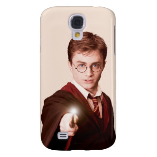 Harry Potter Points Wand Galaxy S4 Case