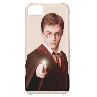 Harry Potter Points Wand iPhone 5C Case