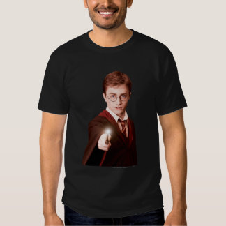 Harry Potter Points Wand Shirt