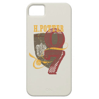 Harry Potter Quidditch iPhone 5 Cover