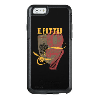 Harry Potter Quidditch OtterBox iPhone 6/6s Case
