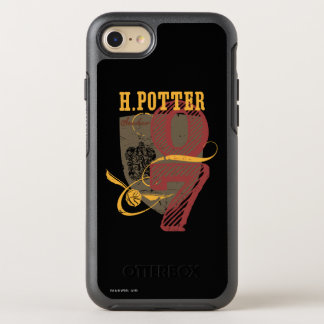 Harry Potter Quidditch OtterBox Symmetry iPhone 7 Case