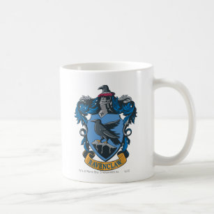 Harry Potter | Ravenclaw Coat of Arms Coffee Mug