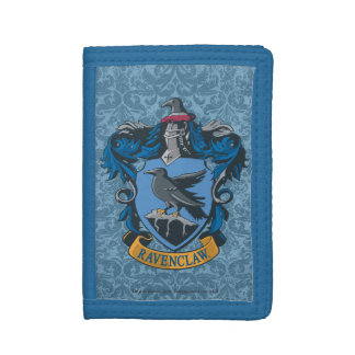 Harry Potter | Ravenclaw Coat of Arms Trifold Wallet