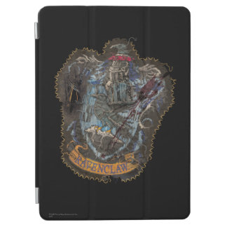 Harry Potter | Ravenclaw Crest - Destroyed iPad Air Cover