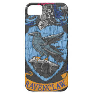 Harry Potter | Ravenclaw Crest - Destroyed iPhone 5 Cover