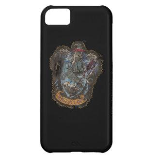 Harry Potter | Ravenclaw Crest - Destroyed iPhone 5C Case