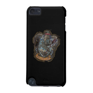 Harry Potter | Ravenclaw Crest - Destroyed iPod Touch (5th Generation) Case