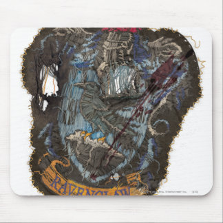 Harry Potter | Ravenclaw Crest - Destroyed Mouse Mat