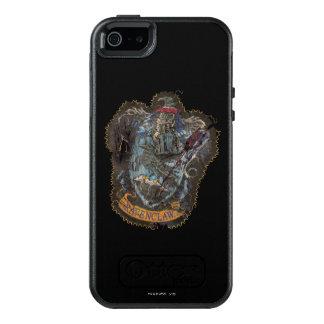 Harry Potter   Ravenclaw Crest - Destroyed OtterBox iPhone 5/5s/SE Case