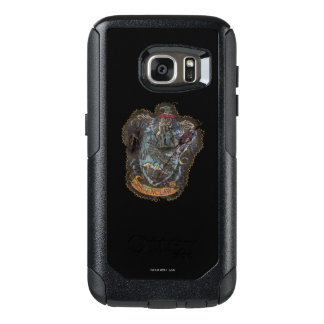Harry Potter | Ravenclaw Crest - Destroyed OtterBox Samsung Galaxy S7 Case
