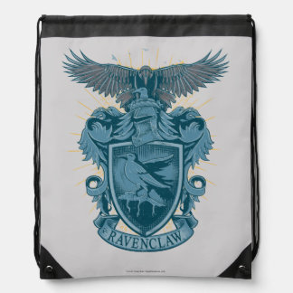 Harry Potter | Ravenclaw Crest Drawstring Bag