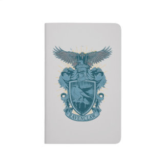 Harry Potter | Ravenclaw Crest Journal