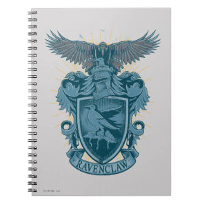 Harry Potter | Ravenclaw Crest Notebook
