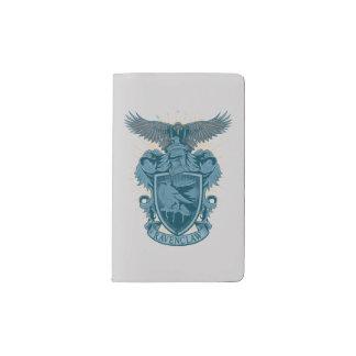 Harry Potter | Ravenclaw Crest Pocket Moleskine Notebook