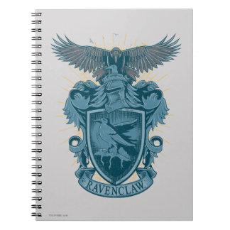Harry Potter | Ravenclaw Crest Spiral Notebooks