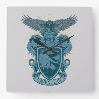 Harry Potter | Ravenclaw Crest Square Wall Clock