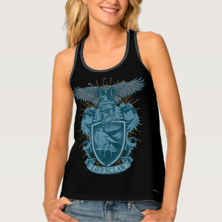 Harry Potter | Ravenclaw Crest Tank Top