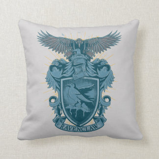 Harry Potter | Ravenclaw Crest Throw Pillow