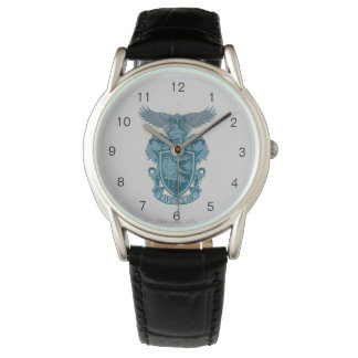 Harry Potter | Ravenclaw Crest Watch