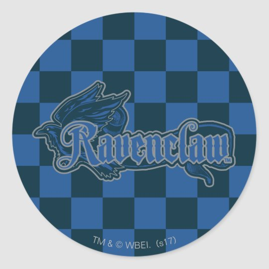 Harry Potter | Ravenclaw Eagle Graphic Classic Round