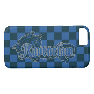 Harry Potter | Ravenclaw Eagle Graphic iPhone 8/7 Case