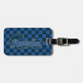 Harry Potter | Ravenclaw Eagle Graphic Luggage Tag