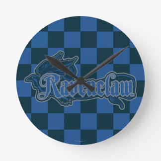 Harry Potter | Ravenclaw Eagle Graphic Round Clock
