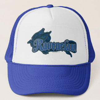 Harry Potter | Ravenclaw Eagle Graphic Trucker Hat