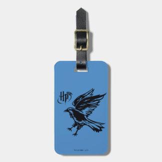 Harry Potter | Ravenclaw Eagle Icon Luggage Tag