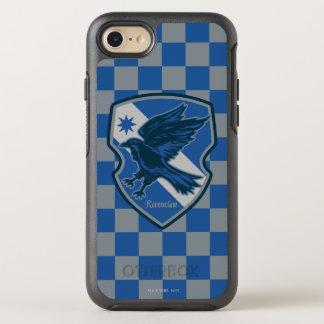 Harry Potter | Ravenclaw House Pride Crest OtterBox Symmetry iPhone 8/7 Case