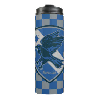 Harry Potter | Ravenclaw House Pride Crest Thermal Tumbler