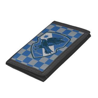 Harry Potter | Ravenclaw House Pride Crest Tri-fold Wallet