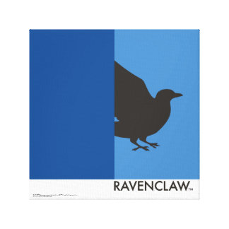 Harry Potter | Ravenclaw House Pride Graphic Canvas Print