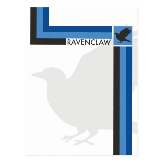 Harry Potter | Ravenclaw House Pride Graphic Postcard