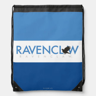 Harry Potter | Ravenclaw House Pride Logo Drawstring Bag