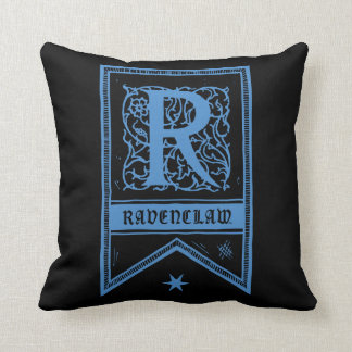 Harry Potter | Ravenclaw Monogram Banner Cushion