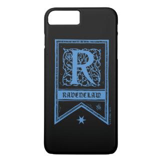 Harry Potter | Ravenclaw Monogram Banner iPhone 8 Plus/7 Plus Case