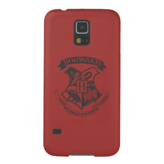 Harry Potter | Retro Hogwarts Crest Cases For Galaxy S5